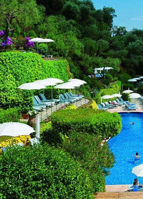 Hotel Splendido, Portofino, Italy - Picz Mania