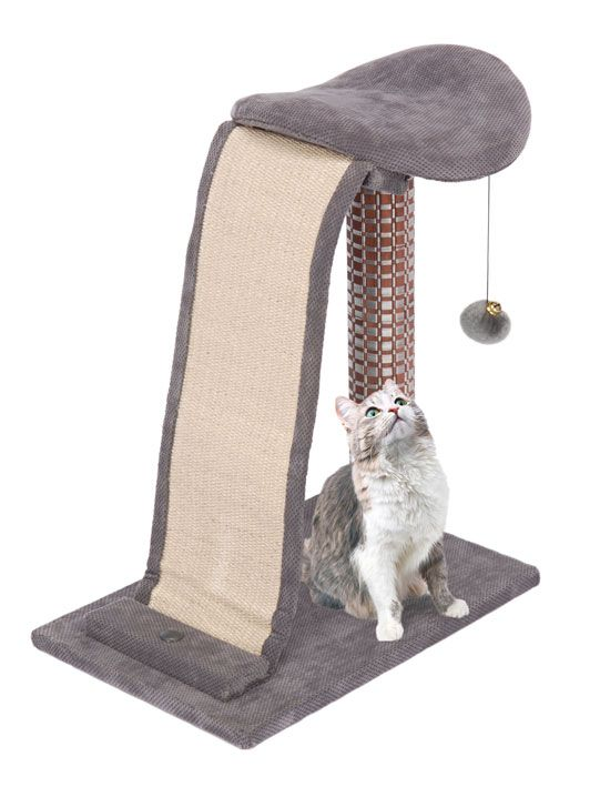 1000 images about cat scratchers and scratching posts on pinterest cat scratching carpets. Black Bedroom Furniture Sets. Home Design Ideas