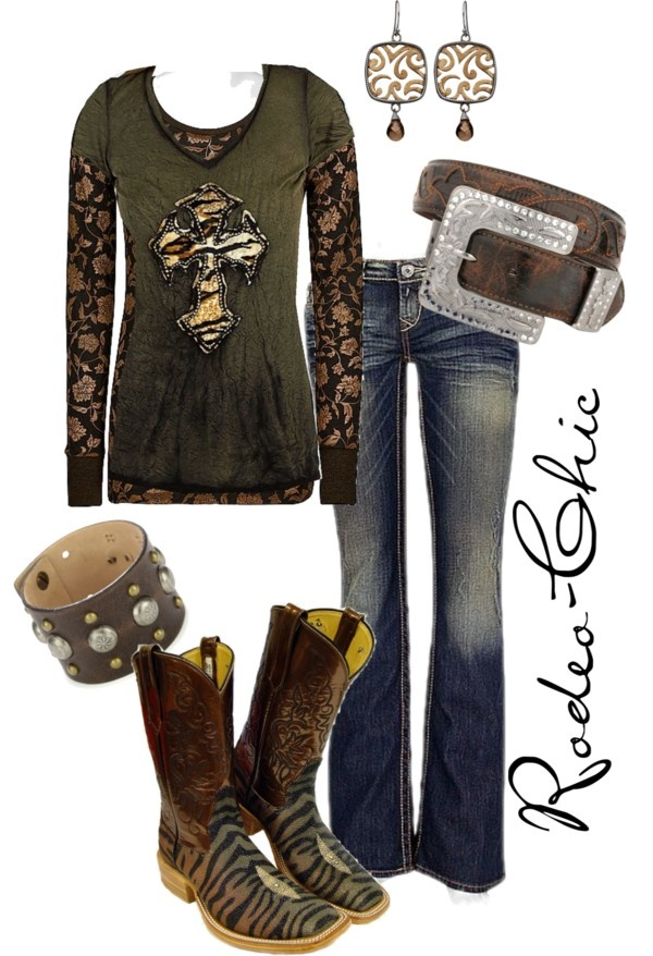 """Rodeo Chic"" by rodeo-chic on Polyvore"