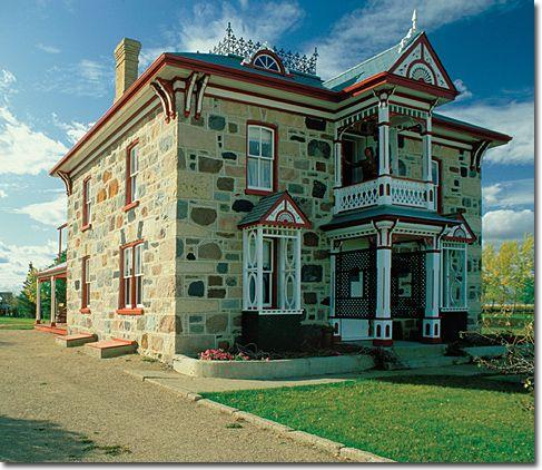 The Motherwell Homestead near Abernathy, Saskatchewan