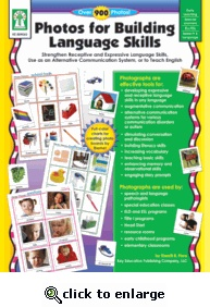 900 Color Photos Great for PECS - National Autism Resources