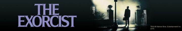 Bannière du film l'exorciste