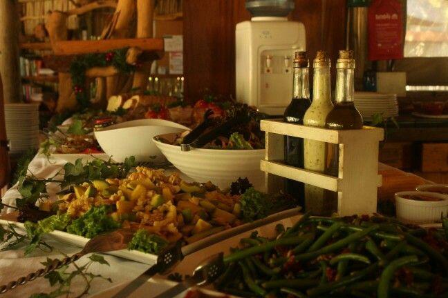 Bush Lodge Christmas Lunch