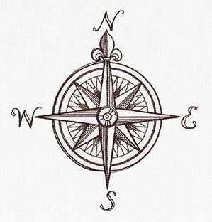 Nauticus - Compass Rose_image