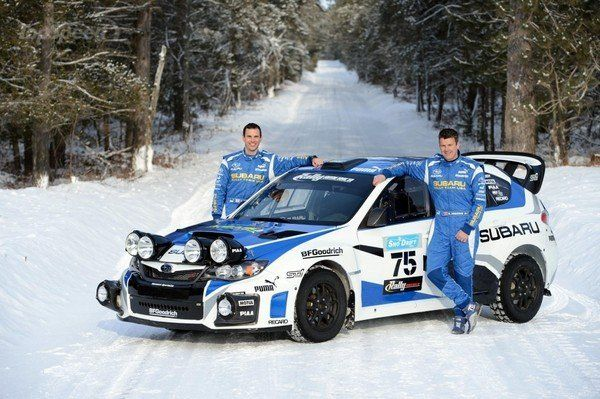Subaru Rally Team USA's 2013 WRX STI Rally Car Is Ready To Roll