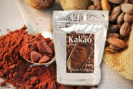Holland kakaópor 200 g, 10-12%-os kakaóvaj tartalommal   Napideal