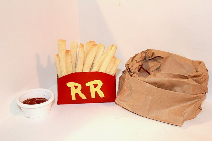 Rough Riders French Fries - Cartoon Networks Clarence Fandom Food