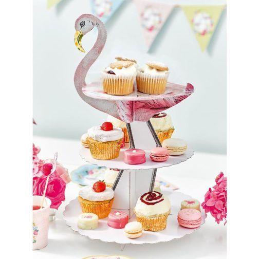 Stand Cupcakes Flamenco