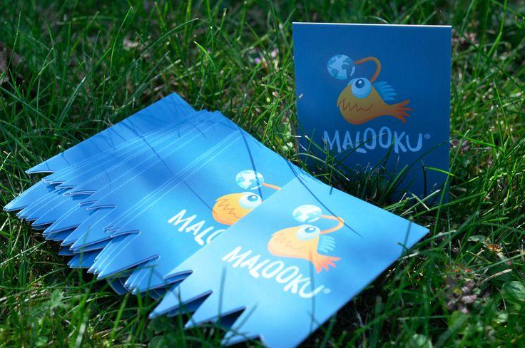 Visitenkarten für Malooku