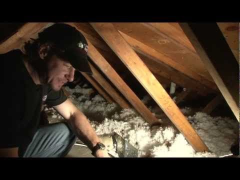Problems With Ducts in The Attic - YouTube