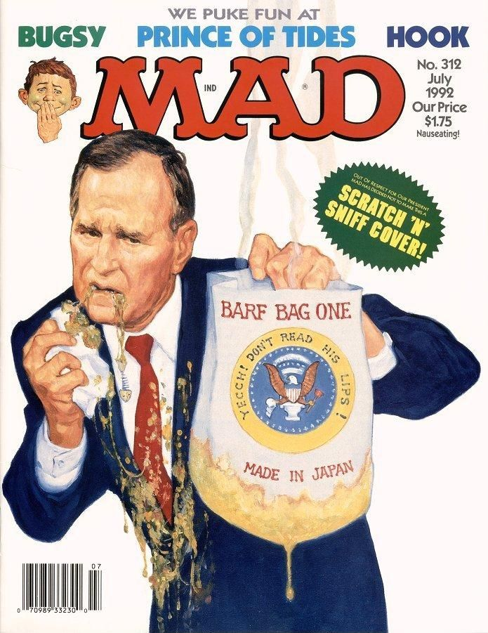 mad magazine | MAD Magazine Issue 312 - Mad Cartoon Network Wiki