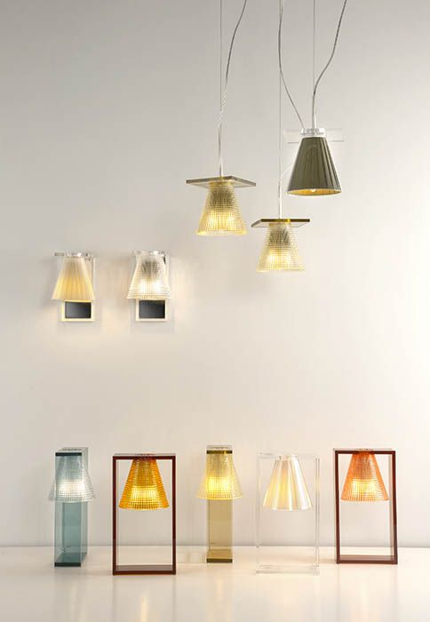 Light air, the complete collection | Kartell