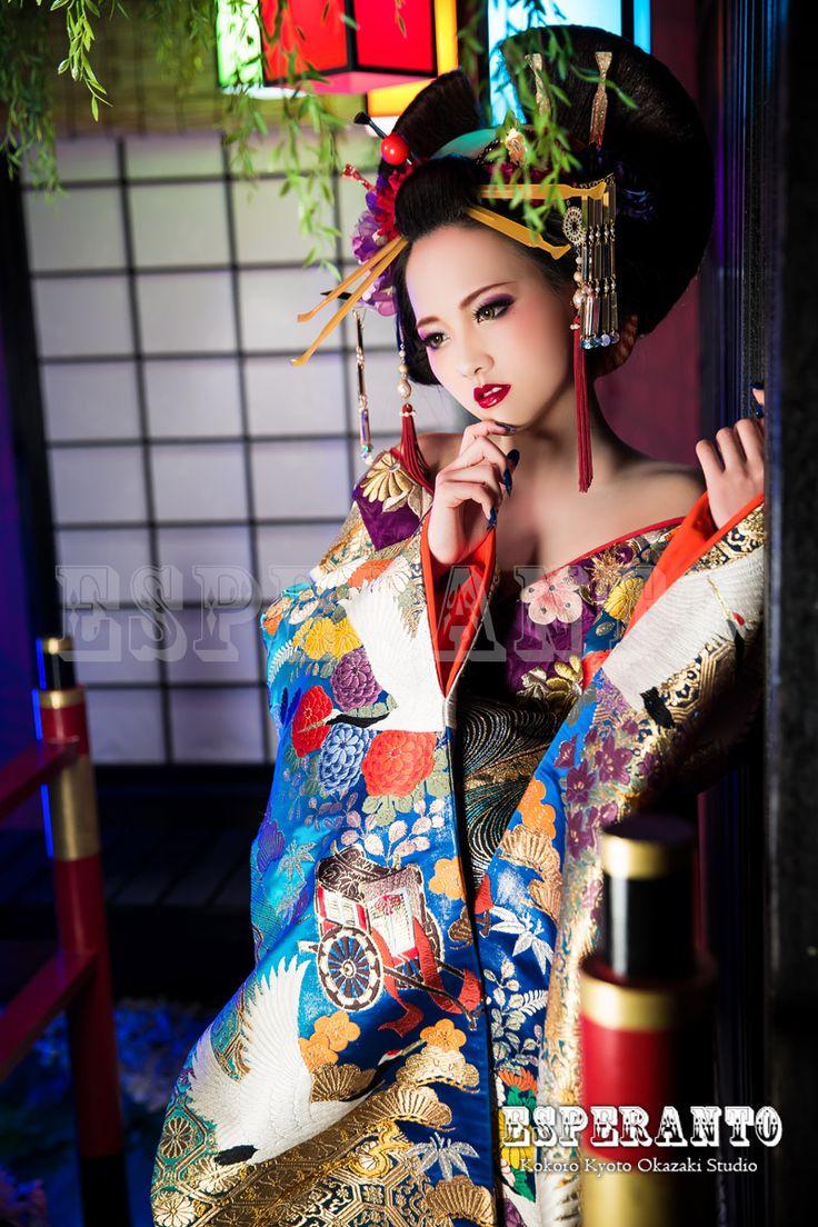 Geisha fashion mode