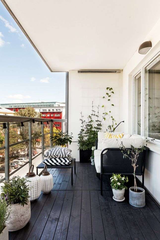 ... Balcon Condo sur Pinterest  Balcons, Intimité De Balcon et