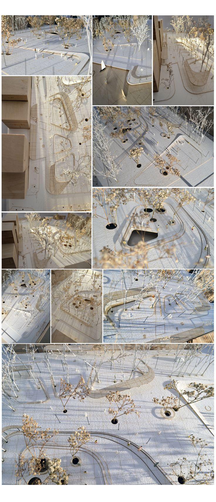 Eleftherias Square, Thessaloniki, GR   draftworks* 2013 Images of model