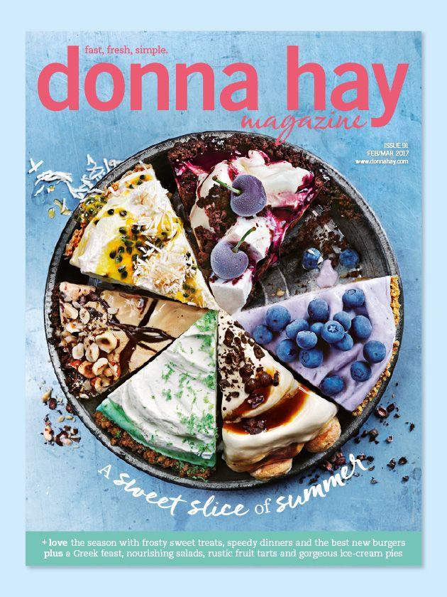 Summer issue 91 | donna hay