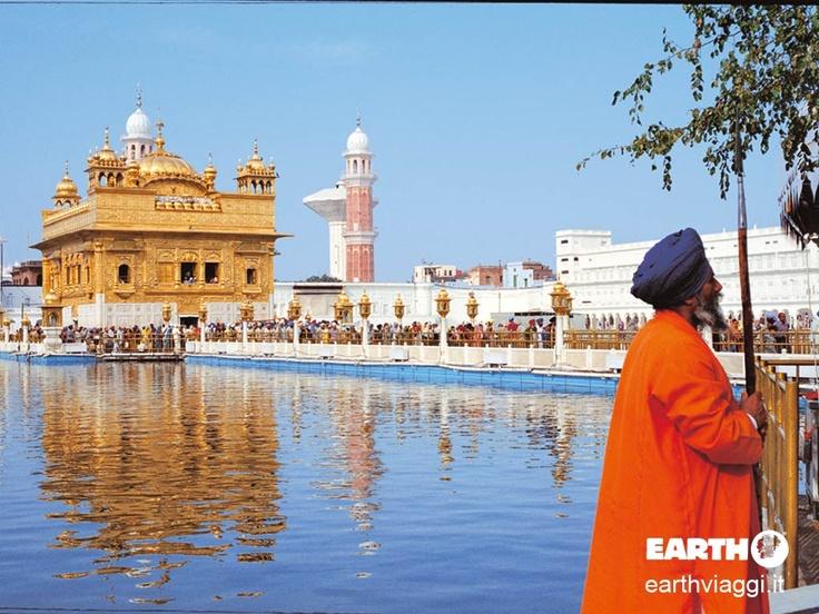 Tempio di Amritsar, #India