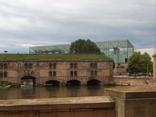 Strasbourg Museum of Modern and Contemporary Art - Wikipedia, the free encyclopedia