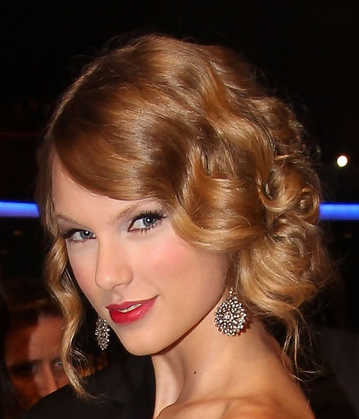 taylor's glamorous 1920s updos | My Style | Pinterest