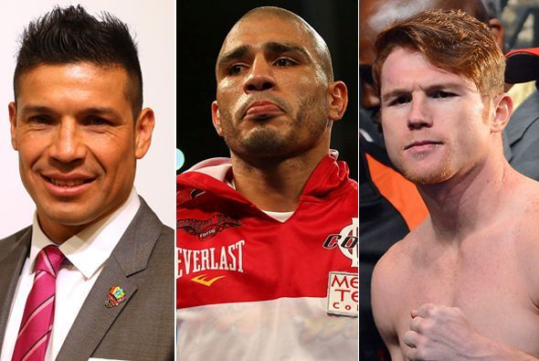 Miguel cotto is ready for sergio martinez or canelo for Cotto new tattoo