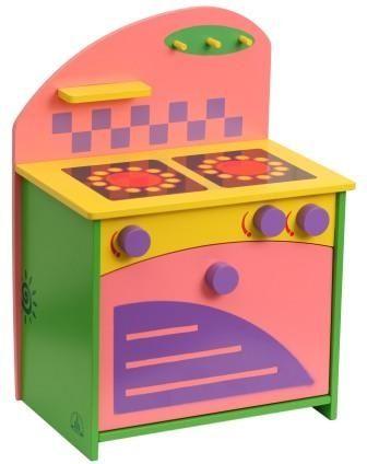Игровая кукольная Газовая плита