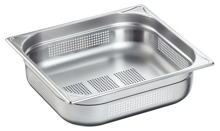 GTARDO.DE:  GN-Behälter 2/3 GN, bis 280°C, BxTxH 354x325x150 mm, Inhalt 12.7 Ltr. 78,00 €