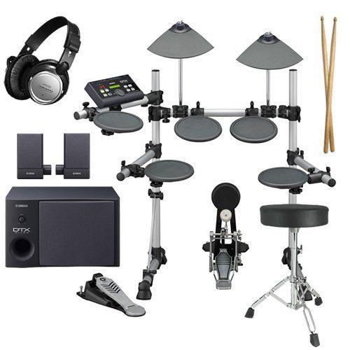 Yamaha Dtxk Electronic Drum Kit Manual