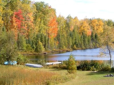 Vacation home in the northwoods