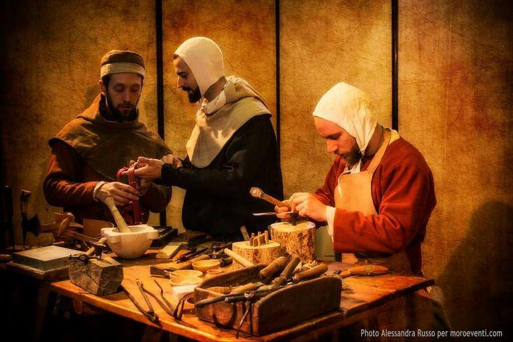 13th century artisans
