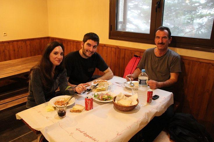 Φαγητό στο Φλαμπούρι