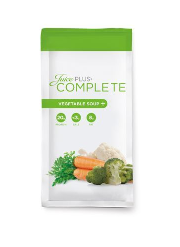 The Juice Plus+ Complete Vegetable Soup