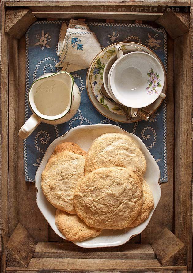 Tortas de Alcázar paso a paso | Recetas con fotos paso a paso El invitado de invierno
