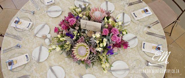 Lochner & Elodie - Table décor