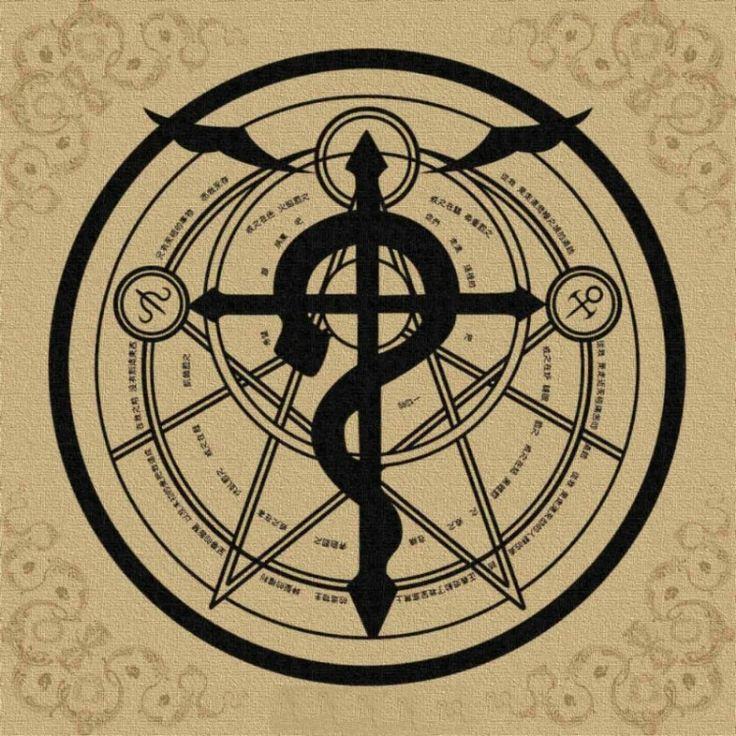 Transmutation Circle Tattoo: 8 Best Images About Tattoos On Pinterest