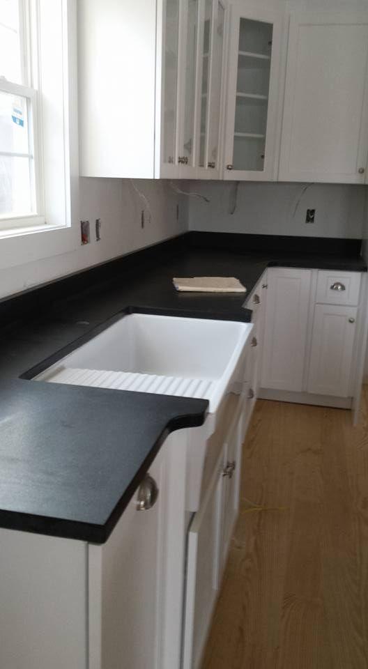 Black Granite Honed Or