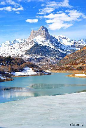 Peña Foratata, (Lanuza) Huesca Spain