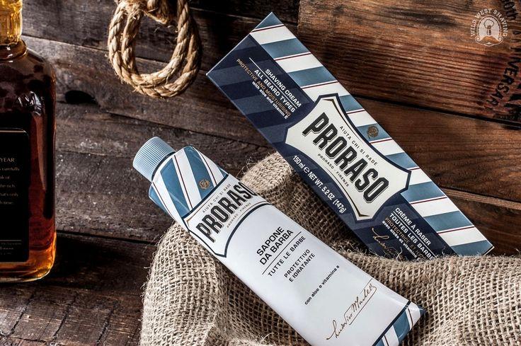 PRORASO Shaving Cream (Blue) - 150 ml
