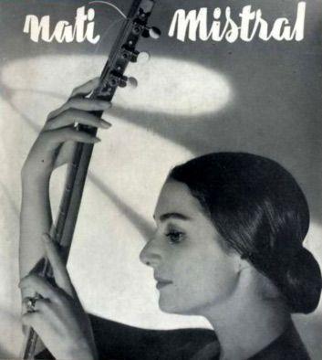 Nati Mistral.