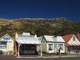 Stanley in Tasmania - So Enid Blytonish which helped with the thread of the two daughters and reminded me of Enid Blyton's daughters, Gillian and Imogen