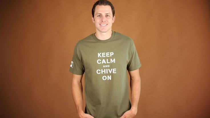 Our brave neighbors to the North, we salute you.These, our first-ever Canadian Military KCCOs, can be worn underneath your ACUs, BDUs, and anywhere else protecting your nation might take you. These military spec shirts are made of the softest and most durable 100% cotton fabric with the iconic 'Keep Calm and Chive On' credo printed in white on sand, navy, military green, black or red tees built to withstand the rigors of defending your nation.Non-soldiers, pick up this exclusive tee and show…