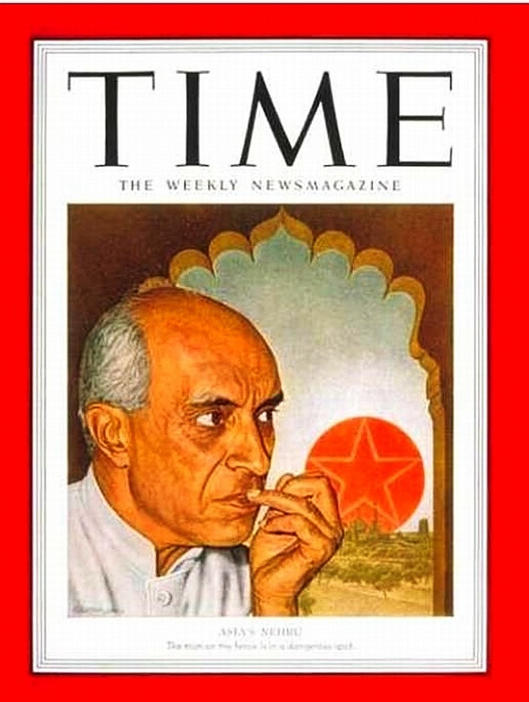 Jawaharlal Nehru, May 7, 1951 - IndiPin - The Pinboard of India
