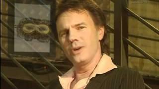"""Kurt bei Dreharbeiten für den Titel """"Geraldine"""""""