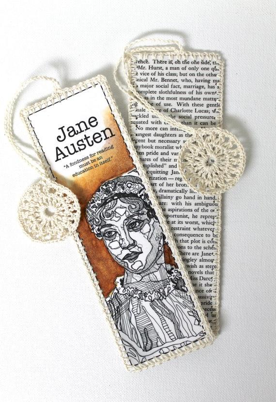 Bookmark Jane Austen