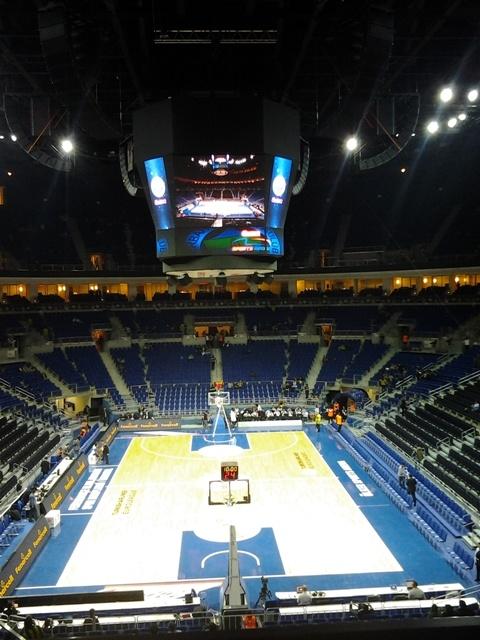 Ülker Sports Arena - Fenerbahçe Ülker Grand Opening