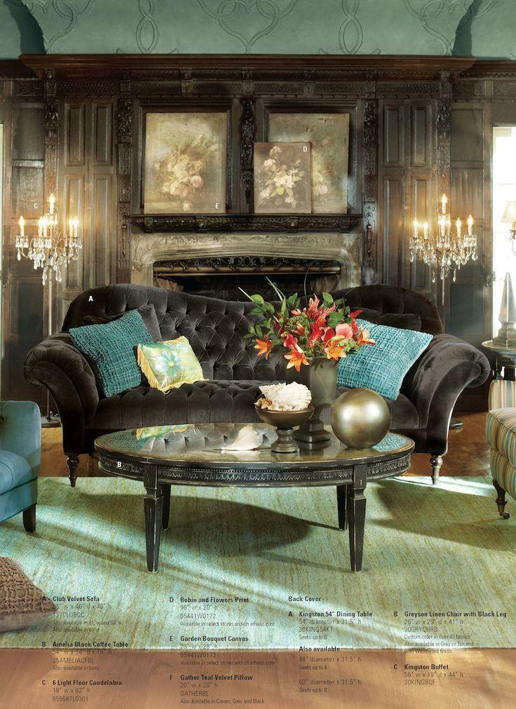 96 Best Arhaus Images On Pinterest Living Room Furniture