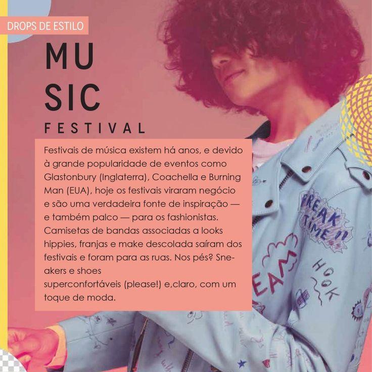 Visite a página para saber mais!! Music Festival!! #music #festival #camminare #tendencias
