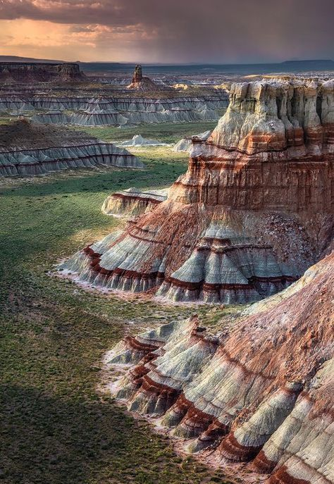 Utah, Canyonlands National Park features many canyons and other rock formations, carved out by the Colorado River over millions of years. Humans have been on the Canyonlands for over 10,000 years, weaving a rich Native American and pioneer history. Native American art can still be found in the Horseshoe Canyon today.