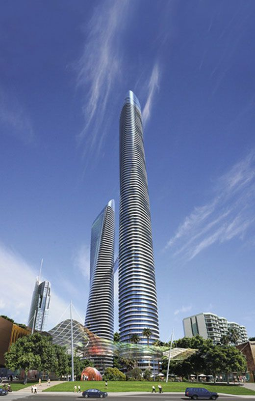 Nominate your 3 favorite skyscrapers that have never been built for the Unbuilt…