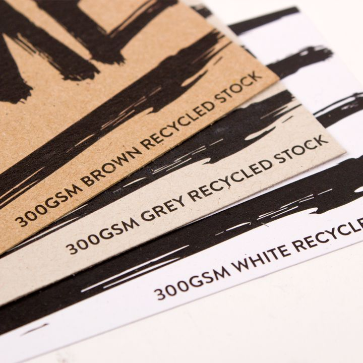 76 best business cards swing tags images on pinterest swing tags close up on recycled stock options for business cards they can also be used colourmoves Images