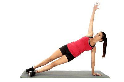 5 cvičení pro břišní svaly, která jsou efektivnější než sklapovačky – Milujeme cvičení